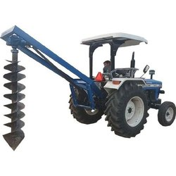 Mild Steel Tractor Hole Digger