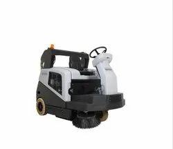 Hybrid Powered Sweeper