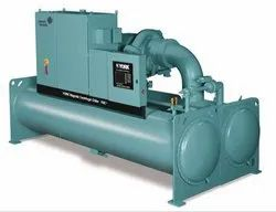 Used Second Hand York Water Cooled Chiller