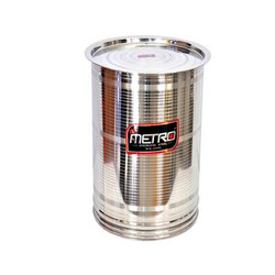 25 Litre Stainless Steel Pawali