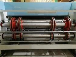 Combine Rotary Slotting Machine