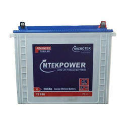 Microtek 200 AH Battery