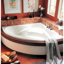 Modern Corner Bathtubs