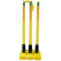 Target P.V.C Spring Return Stumps With P.V.C Base