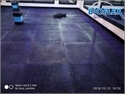 Rubber 1m Interlock Tiles