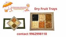 DRY FRUIT TRAYS