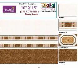 lexomo Design Wall Tiles, Packaging Type: Box