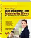 Master Guide For Open Recruitment Exam : All Psu Insurance Companies Book