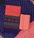 Bandhani Designer Dress Material