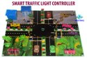 Smart Traffic Light Controller Project Model