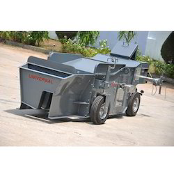 Concrete Curbing Machine