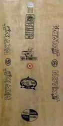 Gurjan Navkar Silver Plywood, Thickness: 19mm, Size: 8x4Feet