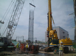 Bored Cast-in-Situ Piles Services