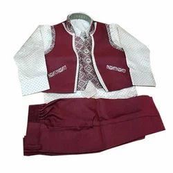 Cotton Kids Trendy Suit