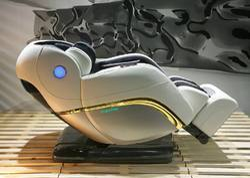 S L Shape Zero Gravity Luxury Massage Chair