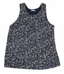 Special Stock Multi Color Printed Kappogi Sleeveless Apron