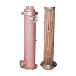 Finned Shell And Tube Heat Exchanger