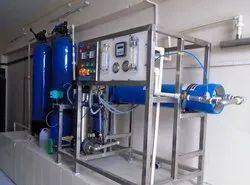 Industrial Water Plant - WTP