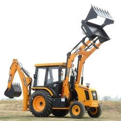 SEC-RJMT S-3216 Backhoe Loader