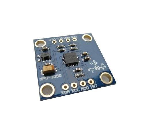 Rees52 Gy 52 Mpu 6050 3 Axis Gyroscope Triaxial Accelerometer 6 Axis Stance  Tilt Module For Ardui