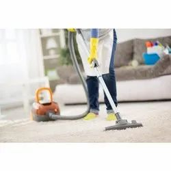 Offline Residential Cleaning Service, In Client Side