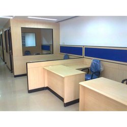 Modern Furniture Designing & Whole Sale Trading Of Ply And Door Frame Service, For Office
