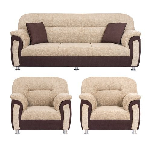Peckham Sectional Sofa India: 5 Seater Fully Cover Sofa Set, Dimensions: 81 X 84 X 142