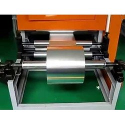 Semi Automatic Aluminium Foil Making Machine