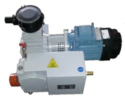 40 M3/HR Oil Lubricated Vacuum Pump