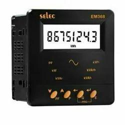 Selec Energy Meter, EM 368 ,220 to 380V