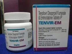 TENVIR -  EM TAB Tenofovir Disoproxil Fumarate
