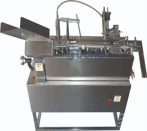 Small Scale Ampoule Filling Machine