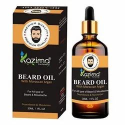 Kazima Beard & Mustache Oil