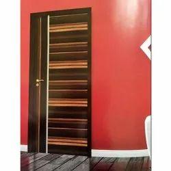 Wood Interior Laminate Wooden Door