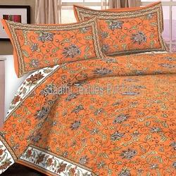 Jaipuri Cotton Bed Sheet