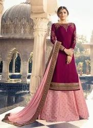 PR Fashion Launched Beautiful Designer Indo-Western Suitgles