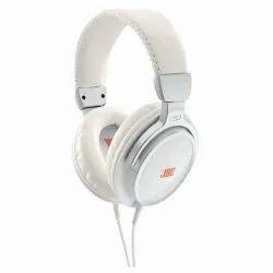 JBL White C700SI Over-Ear Lightweight Headphone