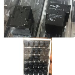 T-TYPE RELAY HRG90-S-DC12V-C (12V / 20A-30A) HIRELAY