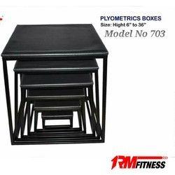 Plyometrics Boxes