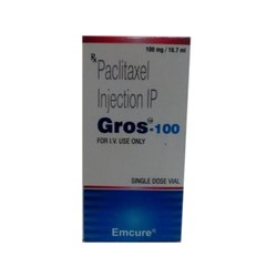 100 Mg Gros Paclitaxel Injection