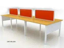 Figurline Metal Modular Office Desk