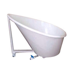FRP Hip Bath Tub