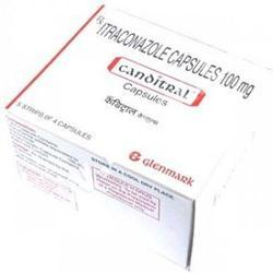 Itraconazole Capsules 100 mg