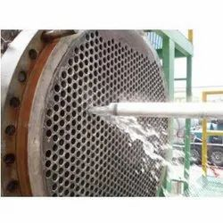 Heat Exchanger Descaling Service