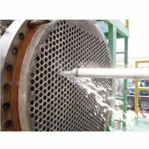 Heat Exchanger Descaling Service for Industrial