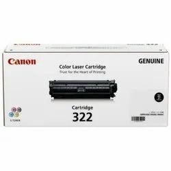 Canon Genuine 322 Full Set Of Toner Cartridge