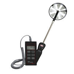 Vane Thermo Anemometer Test Instrument