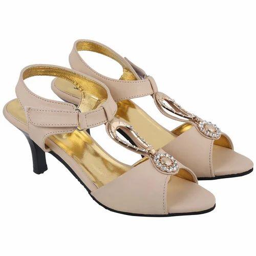 Ladies Heels Sandal at Rs 395/piece