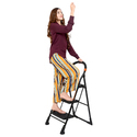 Pollux Premium Heavy 3 Steps Ladder