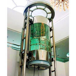 Kone Glass Elevator - Kone Glass Elevator Latest Price